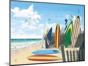 Surf Boards by Scott Westmoreland