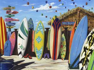 Surf Shack by Scott Westmoreland