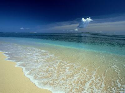 Empty Beach, S.W. Fiji Islands