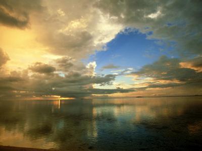 Sunset, S.W. Fiji Islands