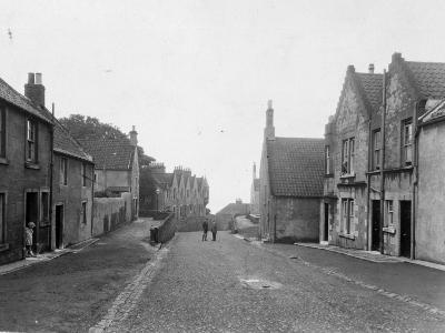Scottish Street--Photographic Print