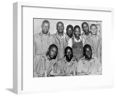 'Scottsboro Boys' in Jefferson County Jail, Birmingham