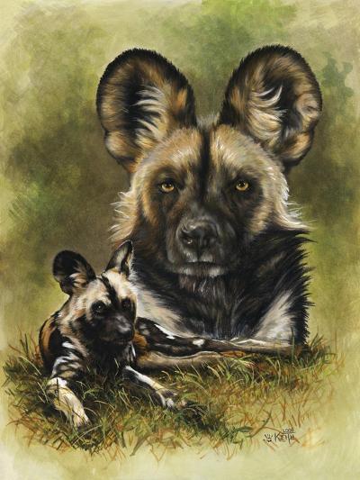 Scoundrel-Barbara Keith-Giclee Print