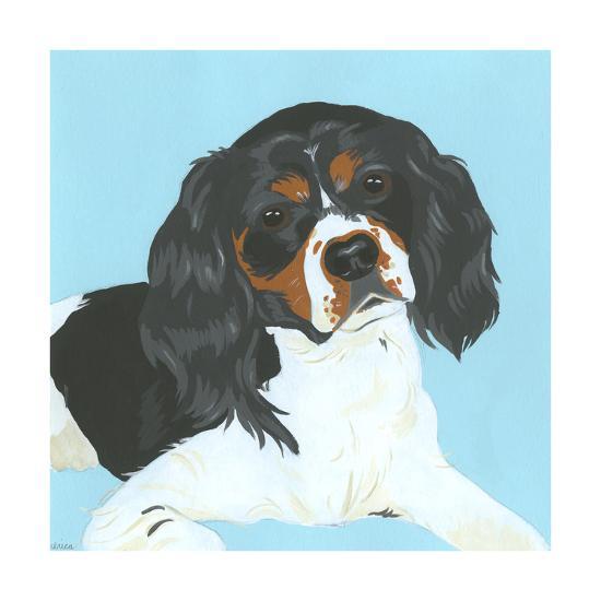 Scout-June Erica Vess-Art Print