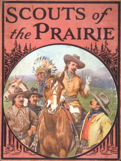 Scouts of the Prairie, c.1900--Giclee Print