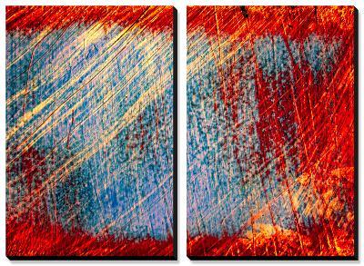 Scratches-Ursula Abresch-Canvas Art Set