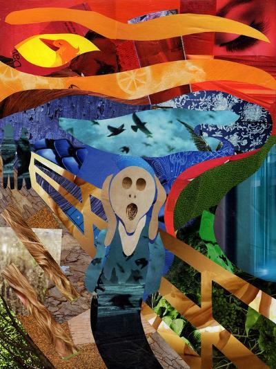 Scream-Artpoptart-Giclee Print
