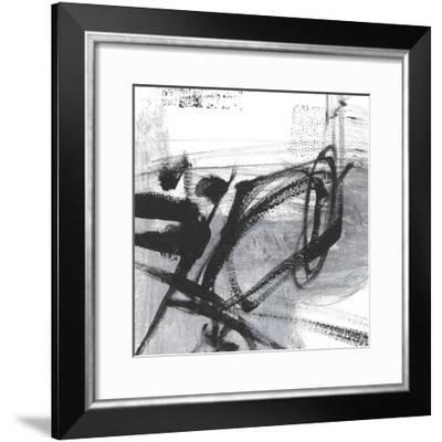 Scribble Script I-Ethan Harper-Framed Art Print