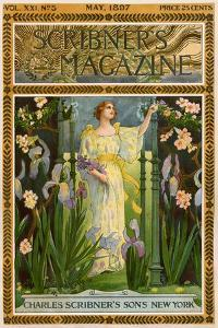 Scribner's Magazine Cover for May 1897