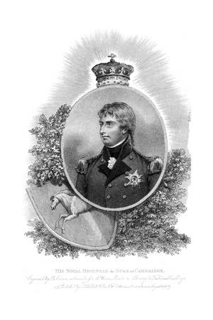 His Royal Highness the Duke of Cambridge, 1807