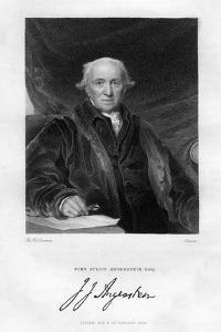 John Julius Angerstein (1735-182), English Philanthropist and Merchant by Scriven