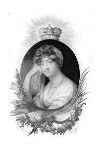 Princess Sophia of Gloucester by Scriven