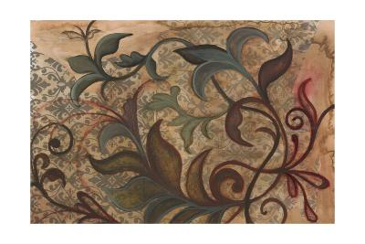 Scrollwork I-Arielle Adkin-Art Print