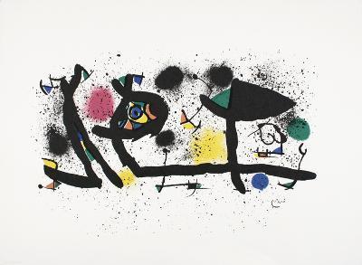 Sculpture-Joan Mir?-Collectable Print