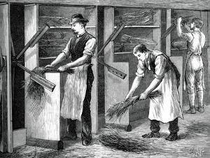 Scutching Mill, C1880