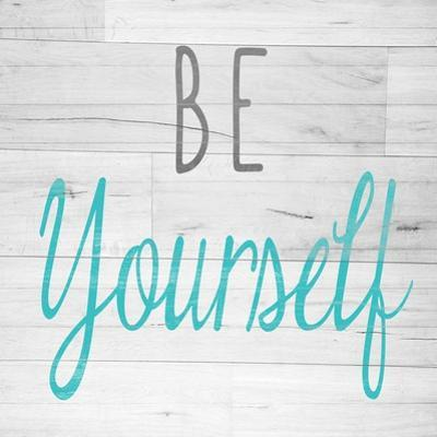 Be Yourself Square by SD Graphics Studio