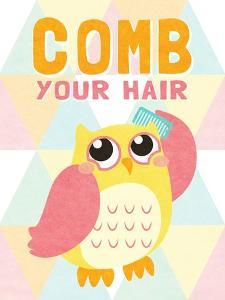 Comb your Hair by SD Graphics Studio