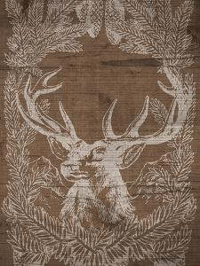 Holiday Deer by SD Graphics Studio
