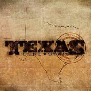 Texas Lone Star by SD Graphics Studio