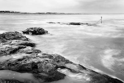 Sea and Rocks-Mark Sunderland-Photographic Print