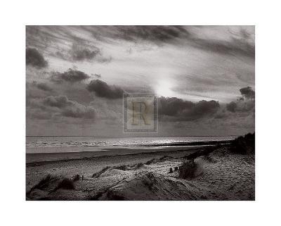 Sea and Sky I-Bill Philip-Art Print
