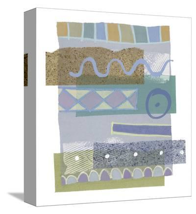 Sea and Sky I-P^ G^ Gravele-Stretched Canvas Print