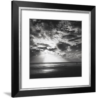 Sea and Sky II-Bill Philip-Framed Giclee Print