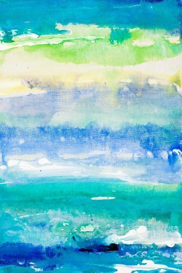 Sea Azure II-Lanie Loreth-Art Print