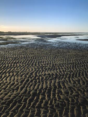 Sea, Beach, Low Tide-Thonig-Photographic Print