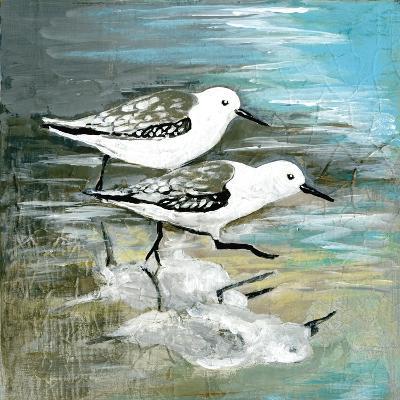 Sea Birds II-Gregory Gorham-Art Print