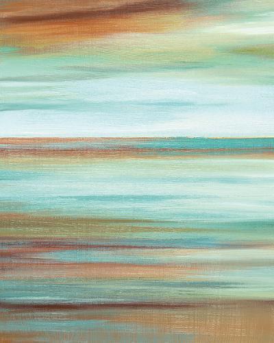 Sea Bottom I--Art Print