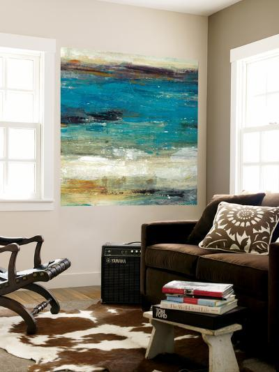 Sea Breeze Abstract I-Tim O'toole-Wall Mural