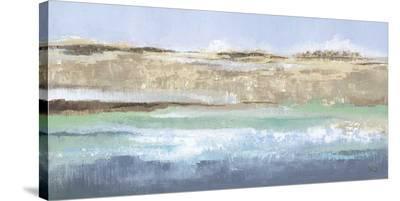 Sea Breeze I-Tita Quintero-Stretched Canvas Print