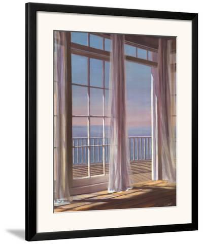 Sea Breeze II-Carol Saxe-Framed Art Print