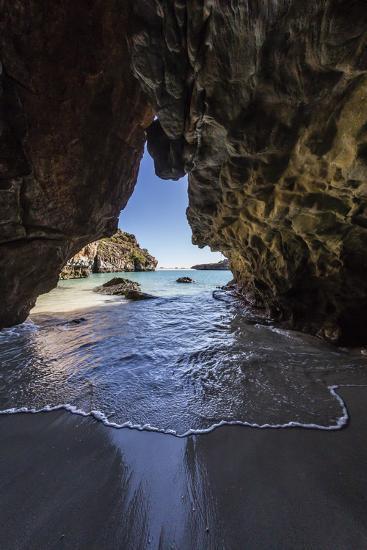 Sea Cave at Bigge Island, Kimberley, Western Australia, Australia, Pacific-Michael Nolan-Photographic Print