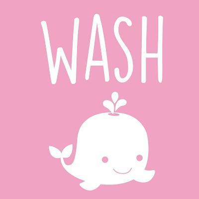 Sea Creatures-Wash-Color Me Happy-Art Print