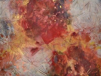 Sea Fan-Caroline Ashwood-Giclee Print