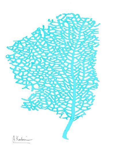 Sea Fan-Albert Koetsier-Art Print