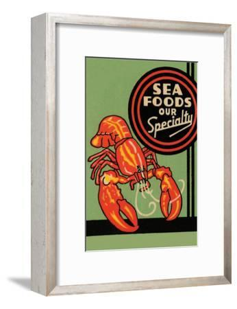 Sea Foods Our Specialty