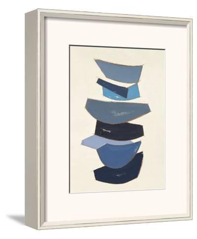 Sea Forms V-Rob Delamater-Framed Giclee Print