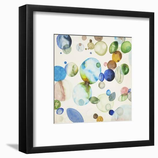 Sea Glass I-Craig Alan-Framed Art Print