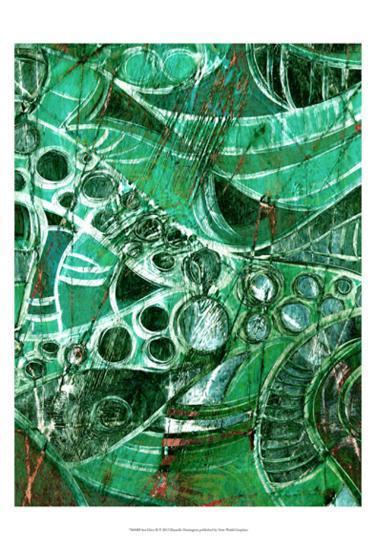 Sea Glass II-Danielle Harrington-Art Print