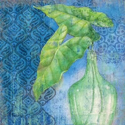 Sea Glass Palm II-Paul Brent-Art Print