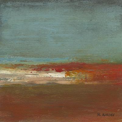 Sea Horizon III-W^ Green-Aldridge-Art Print