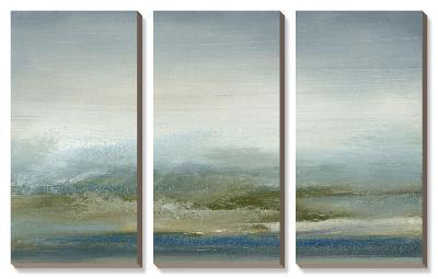 Sea II-Sharon Gordon-Canvas Art Set
