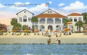 Sea Island Casino, Georgia