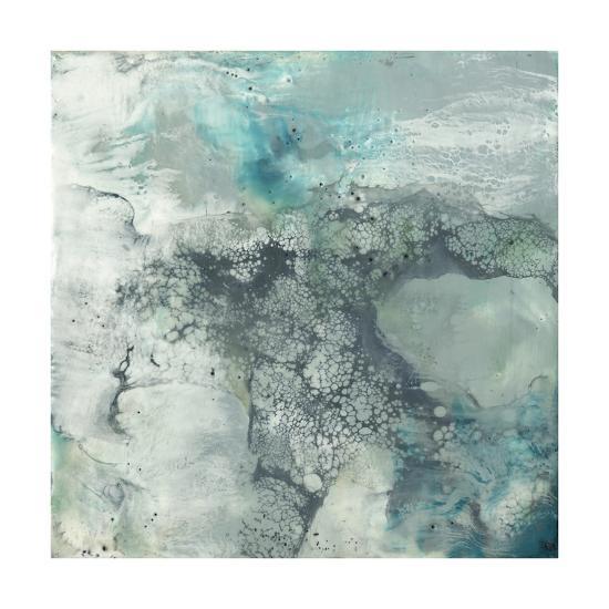 Sea Lace I-Jennifer Goldberger-Art Print