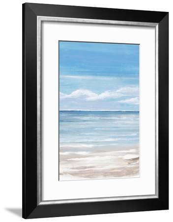 Sea Landscape I-Eva Watts-Framed Art Print