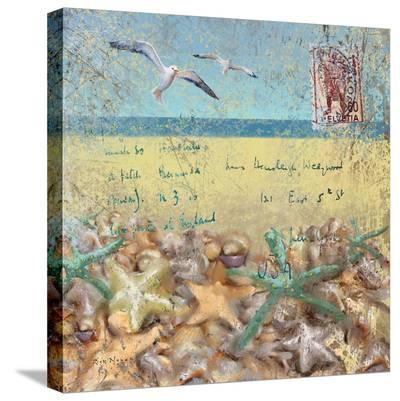 Sea Life 02-Kurt Novak-Stretched Canvas Print