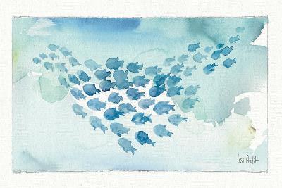 Sea Life I-Lisa Audit-Art Print
